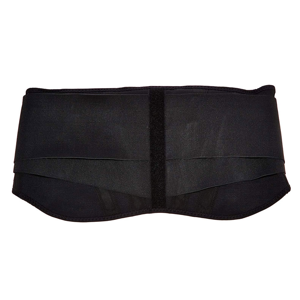 BACK ON TRACK Double Layer Black Back Brace (196000)