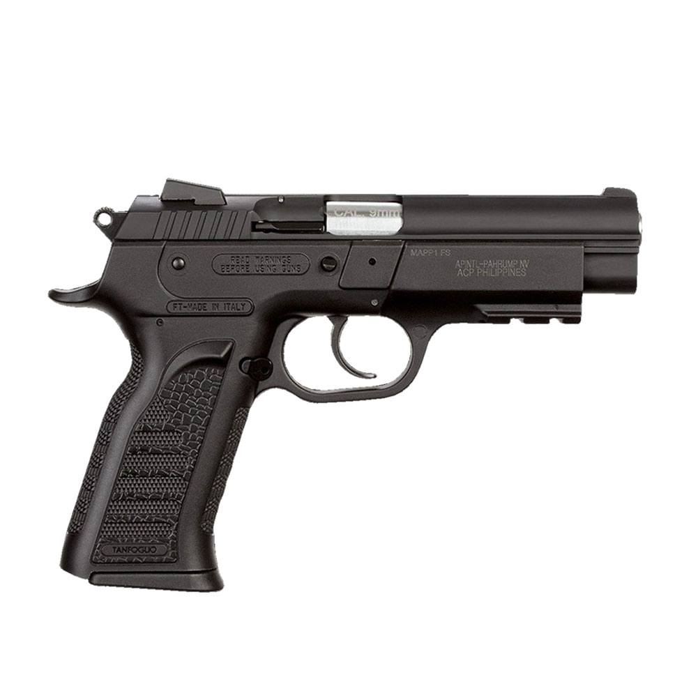 ARMSCOR MAPP FS 9mm 4.4in 10rd Semi-Automatic Pistol, CA Compliant (51655) thumbnail