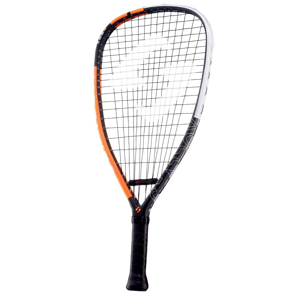 GEARBOX M40 165 Quad Orange Racquetball Racquet