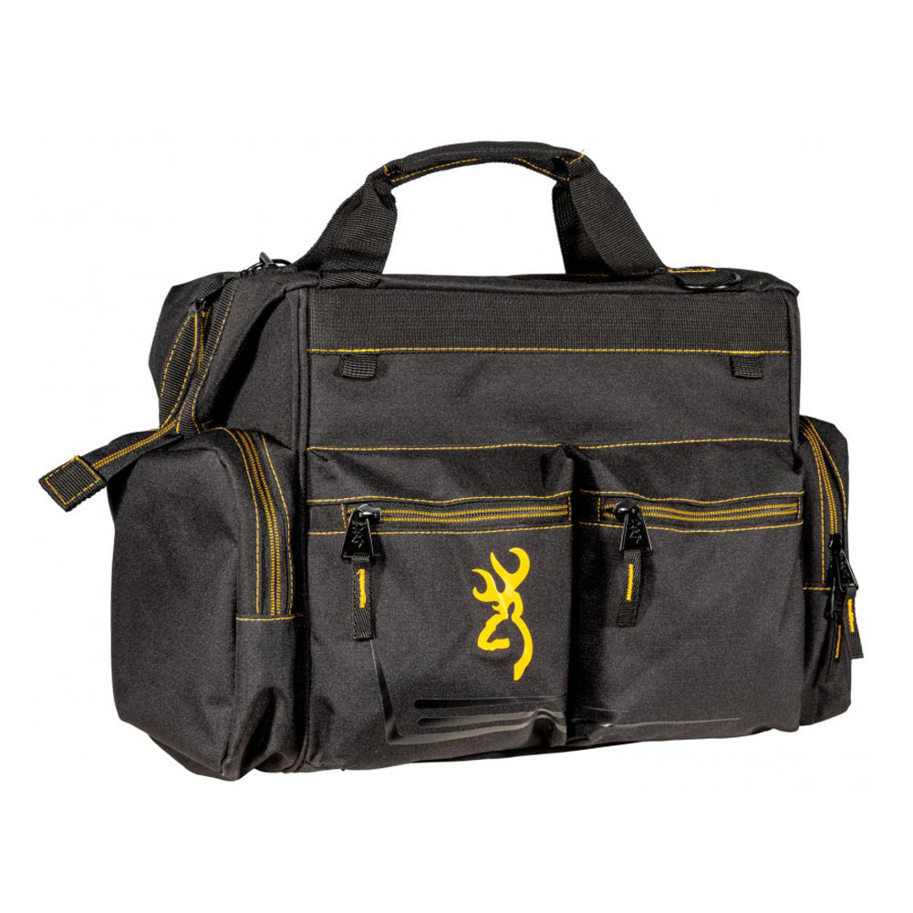 BROWNING Black and Gold Range Bag (121095899)
