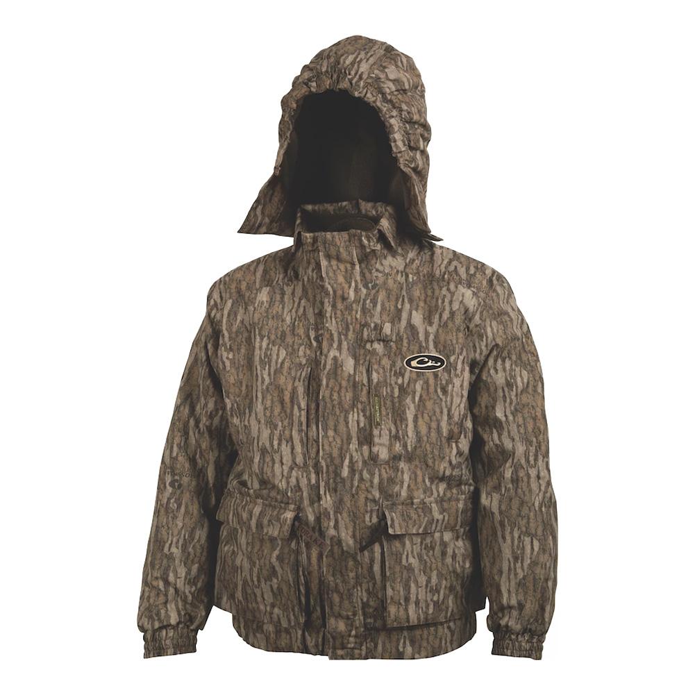DRAKE Youth LST Eqwader 3-in-1 Plus 2 Wader Coat Jacket
