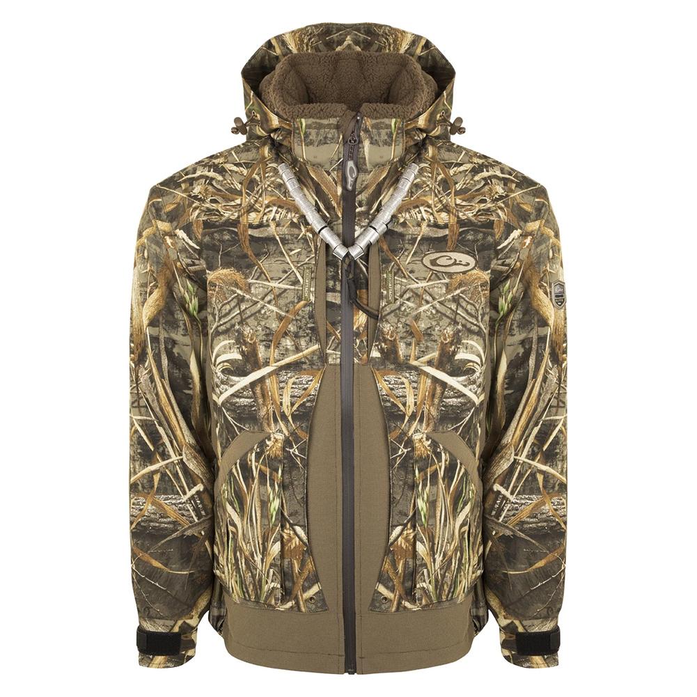DRAKE Guardian Elite Layout Blind Insulated Jacket