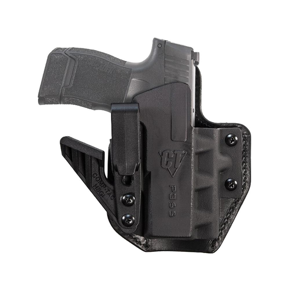 COMP-TAC eV2 Max Hybrid AIWB Sig P365 Right Black Holster (C852SS191RBKN)