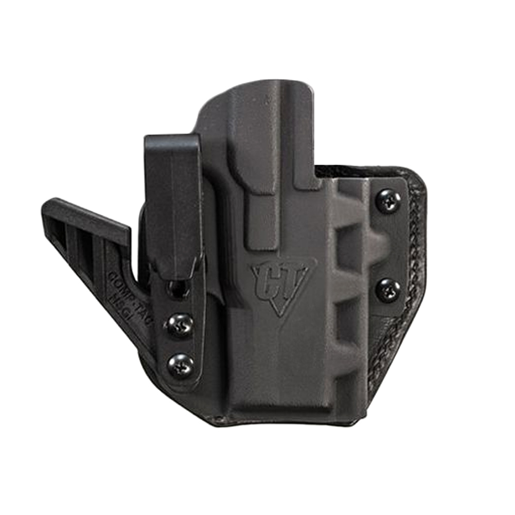 COMP-TAC eV2 Max Hybrid Appendix IWB Smith & Wesson M&P 3.5in 9/40/45 Right Black Holster (C852SW133RBKN)