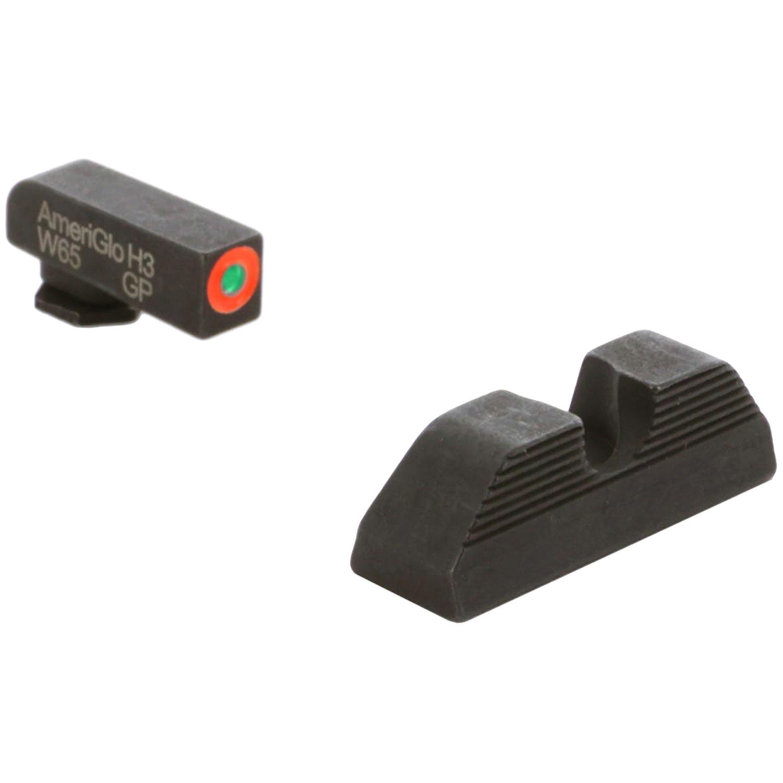 AMERIGLO UC Tritium Sight Set for Glock 17,19,22,23,24,26,27,33,34,35,37,38,39 (GL-353)