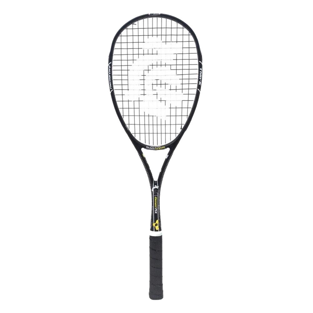 BLACK KNIGHT Ion Element PSX 495cm Head Black Racquet (SQ-IONE-PSX)