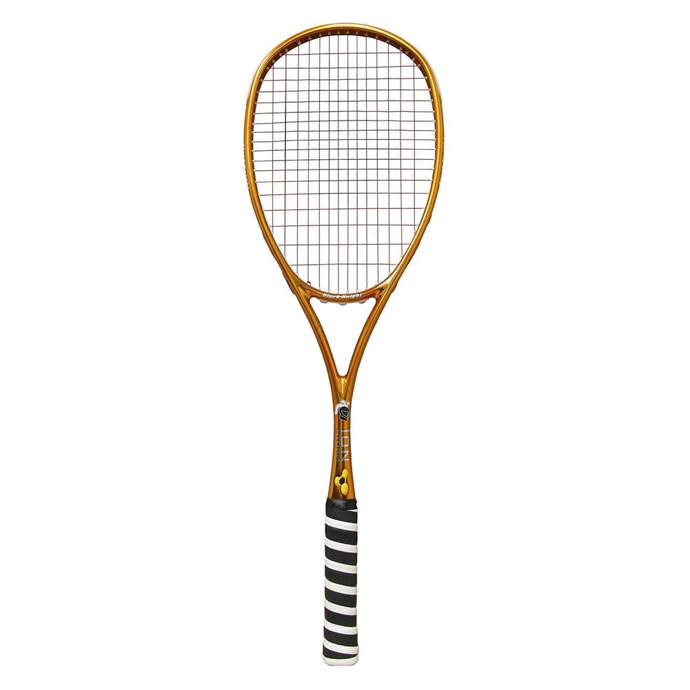 BLACK KNIGHT Ion Storm Gold 475cm Head Orange Racquet (SQ-IONST)