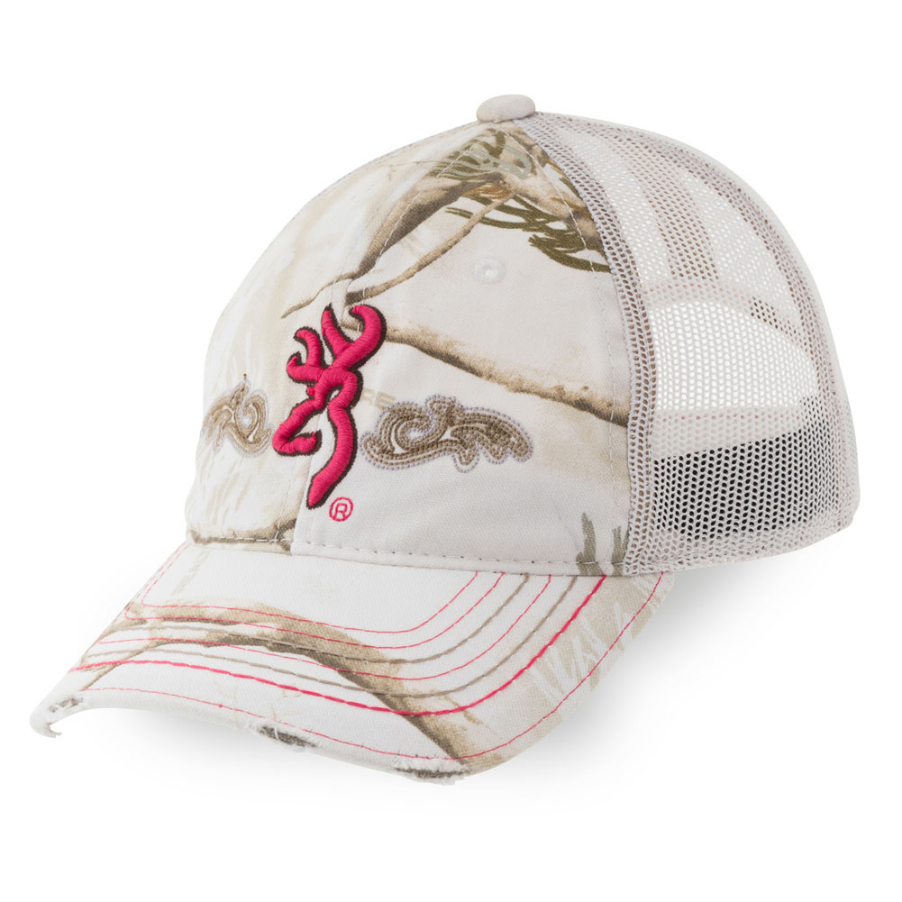 BROWNING Flurry Mesh Realtree All Purpose Snow Cap (308185271) thumbnail