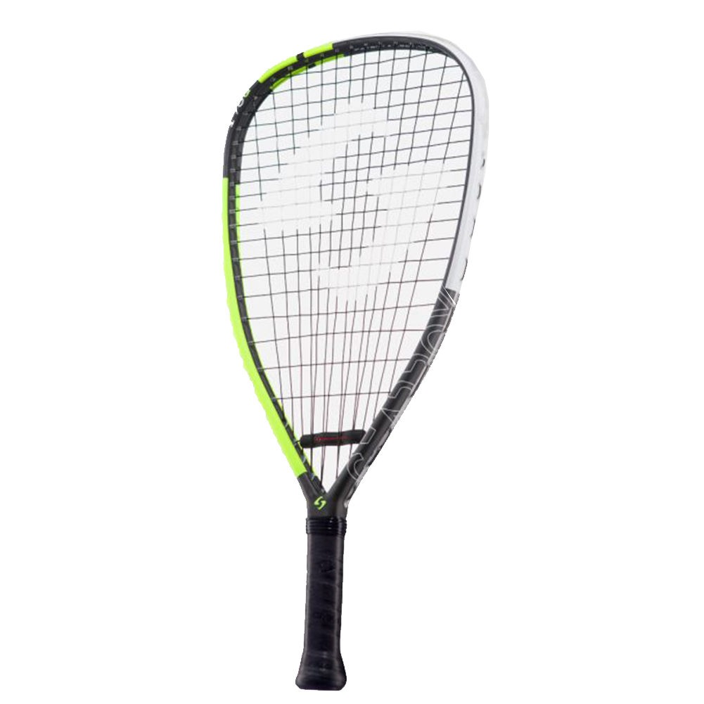 GEARBOX M40 170 Yellow Quad Racquetball Racquet