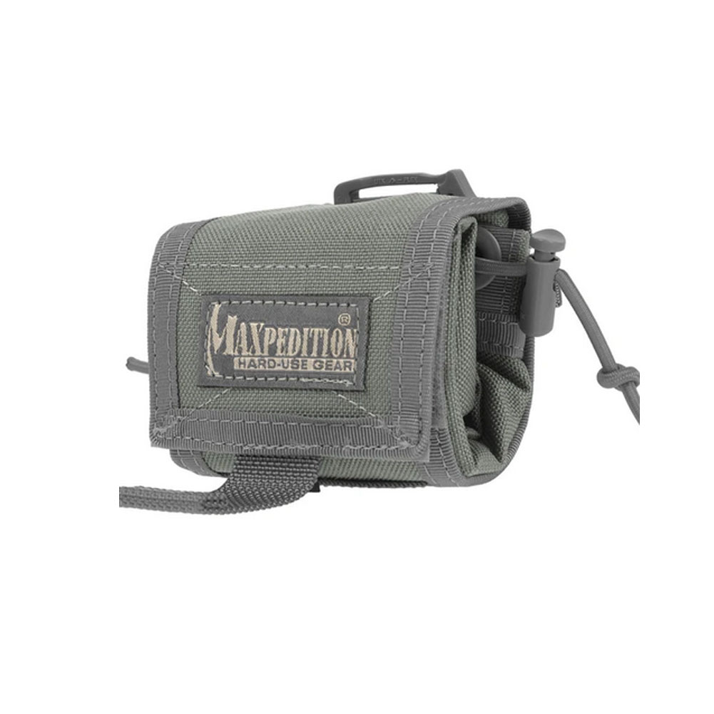 MAXPEDITION Rollypoly Foliage Green Folding Dump Pouch (0208F)