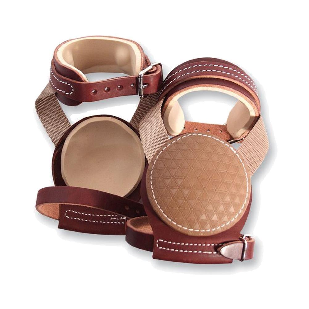 CLASSIC EQUINE Leather Nylon Skid Boot (LSB200N)