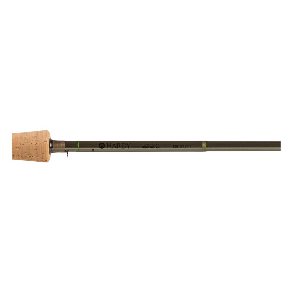 HARDY Demon Fast 4-Piece Fly Fishing Rod