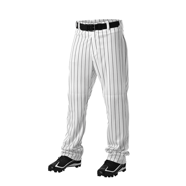 ALLESON ATHLETIC Adult Pinstripe Baseball Pant (605WPN)
