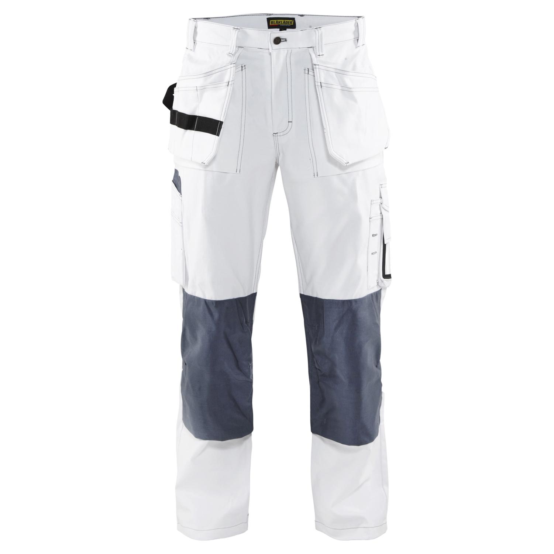 BLAKLADER Painter White Pant (163112101000)