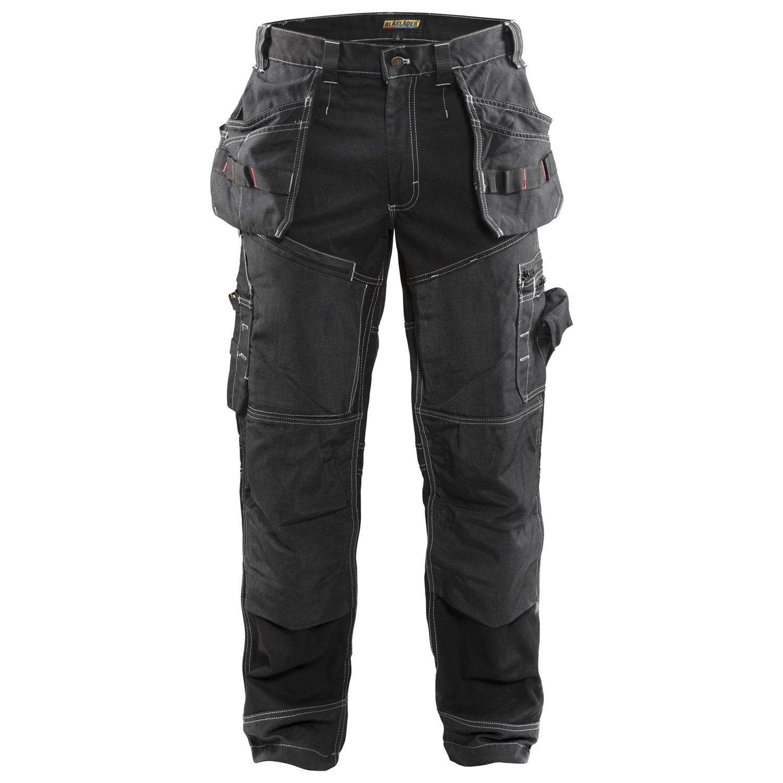 BLAKLADER X1600 Black Work Pant (160013709900)
