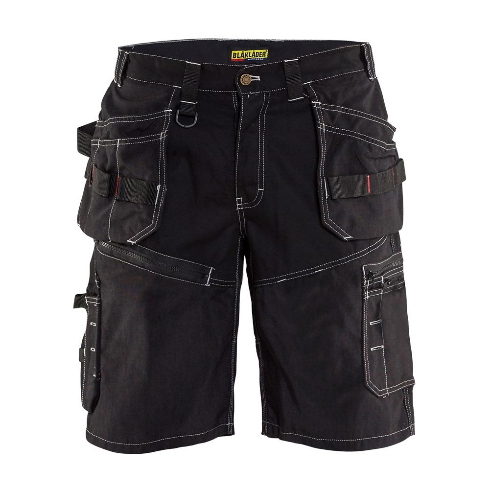 BLAKLADER X1600 Craftsmen Black Work Short (160213109900)