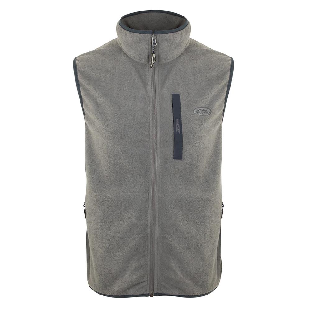 DRAKE Camp Fleece Vest