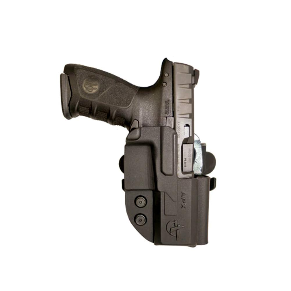 COMP-TAC International Beretta APX Right Hand Black OWB Kydex Holster (C241BT010RBKN)