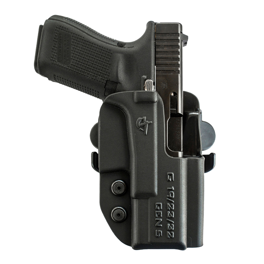 COMP-TAC International OW BRH Black Kydex Holster with Modular Mounts For Glock 48 (C241GL234RBKN)