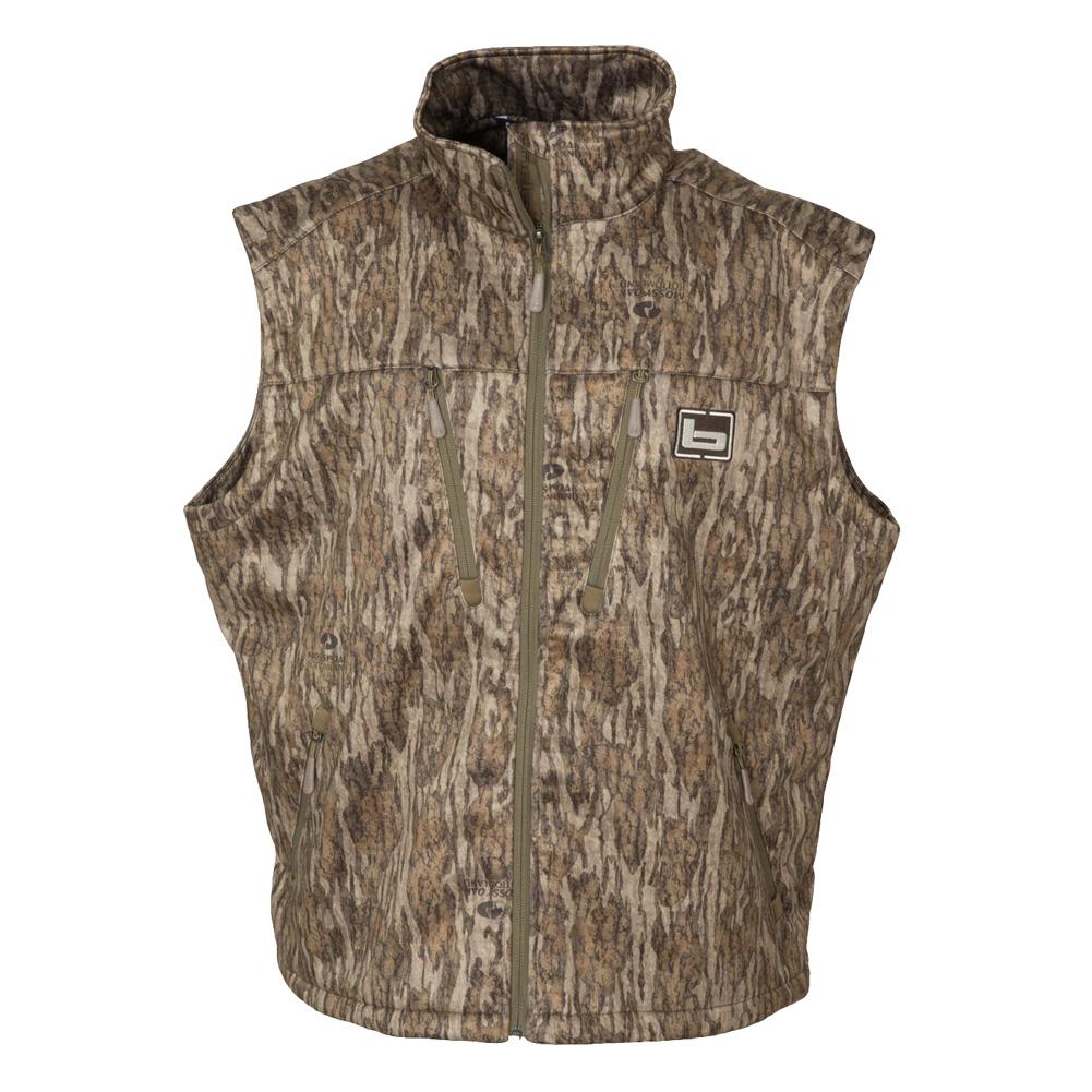 BANDED Mid-Layer Fleece Vest (B1040013)