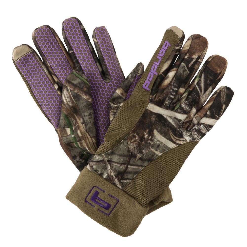 BANDED Women's Fleece Gloves (B2070003)