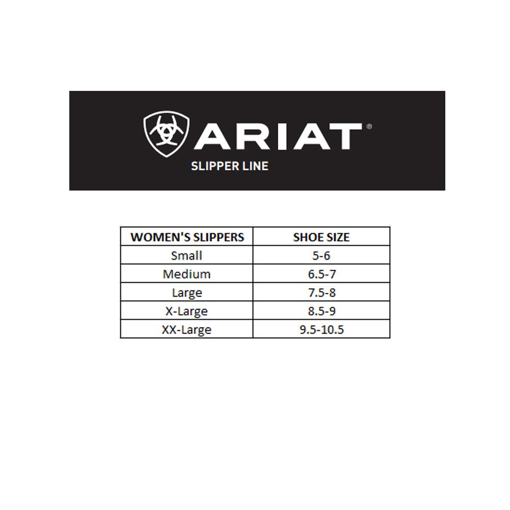 ARIAT Women's Snuggle Slipper (AR2271)