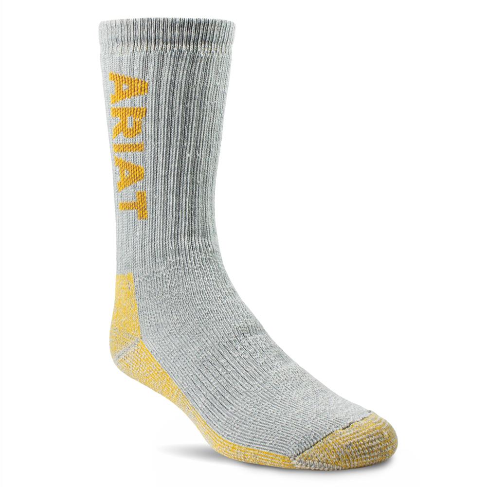 ARIAT Ultimate Wool 2-Pair Pack Sock (AR2295)