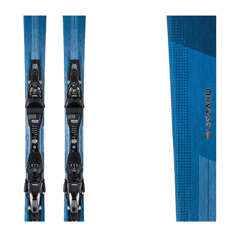 BLIZZARD Alight 8.2 Ca Blue/Light Blue Ski (8A0044LE001)