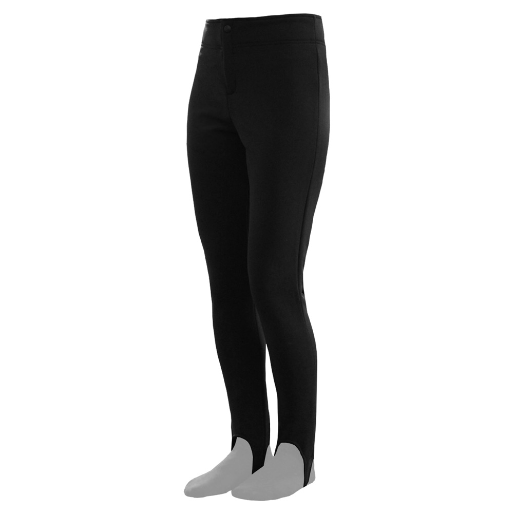 BOULDER GEAR Womens WB400 ITB Black Petite Pant (7630P-001)