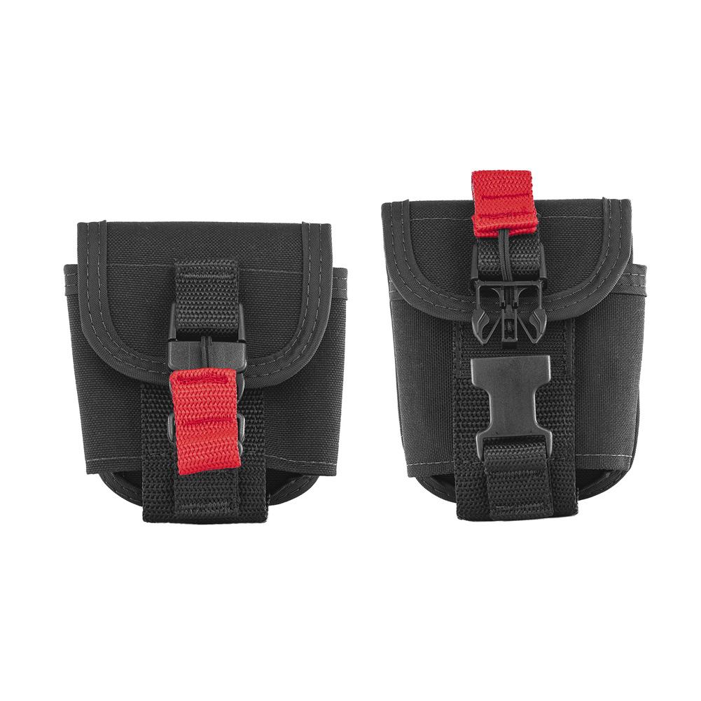 DIVE RITE 12lb QR Weight Pocket Set (AC3210)