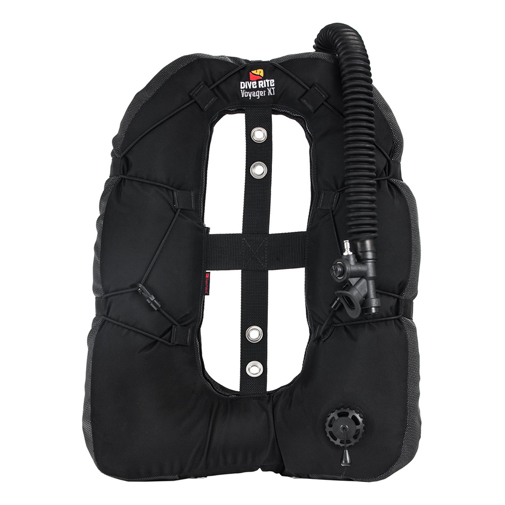 DIVE RITE Voyager XT Wing with 12in Elbow (BC5200-E-12)