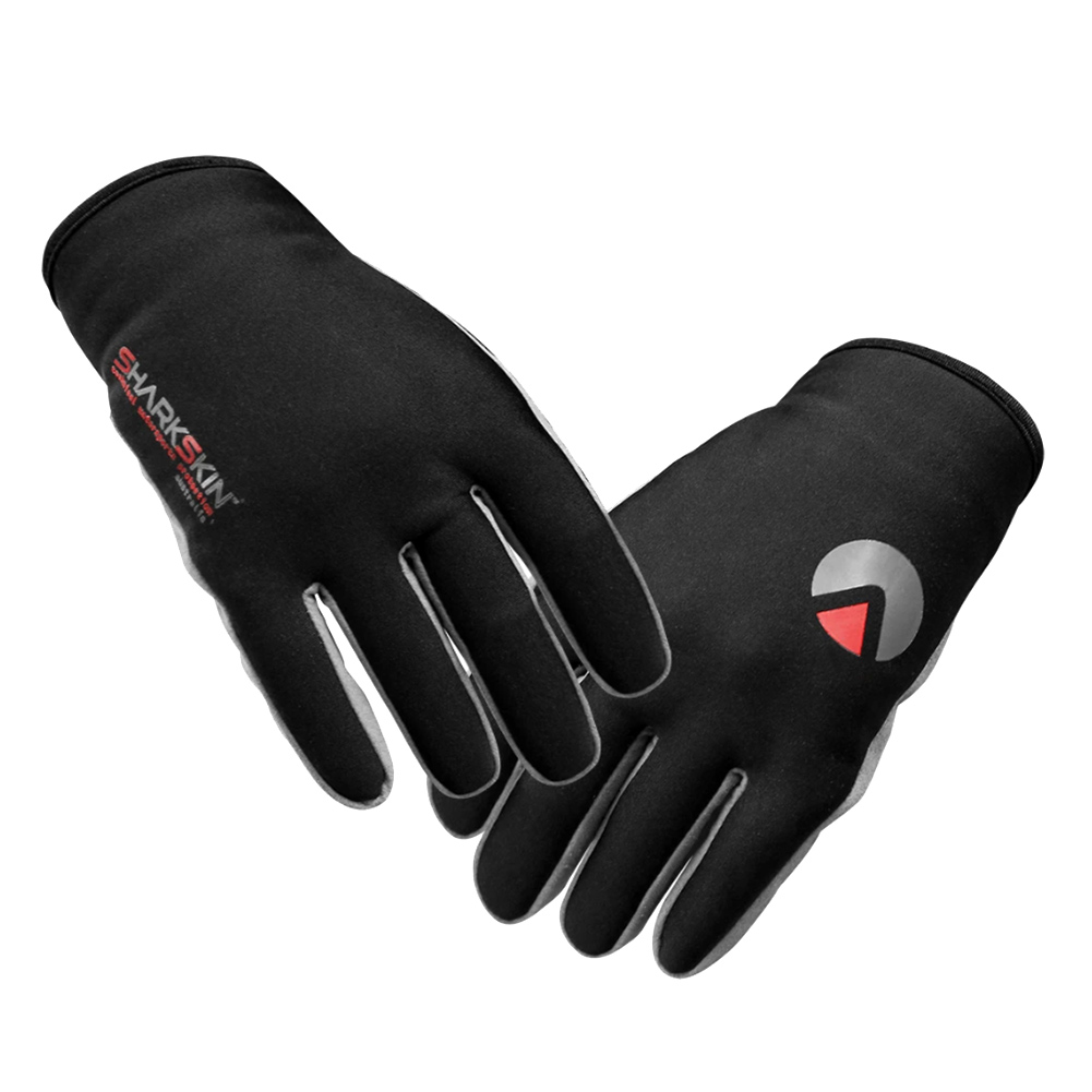 SHARKSKIN Chillproof Watersports Black Glove (SSACGL)