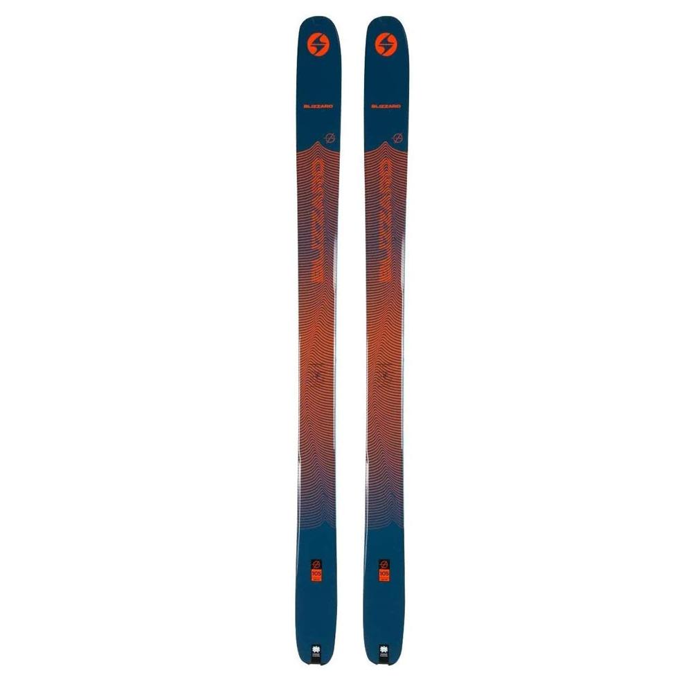 BLIZZARD Zero G 105 Blue/Orange Ski (8A914000001)