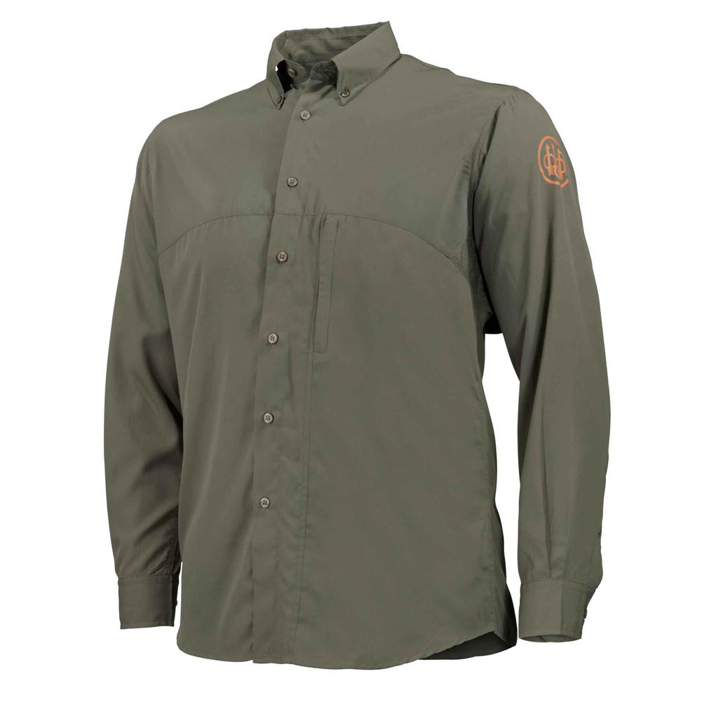 BERETTA Buzzi Long Sleeve Shooting Shirt