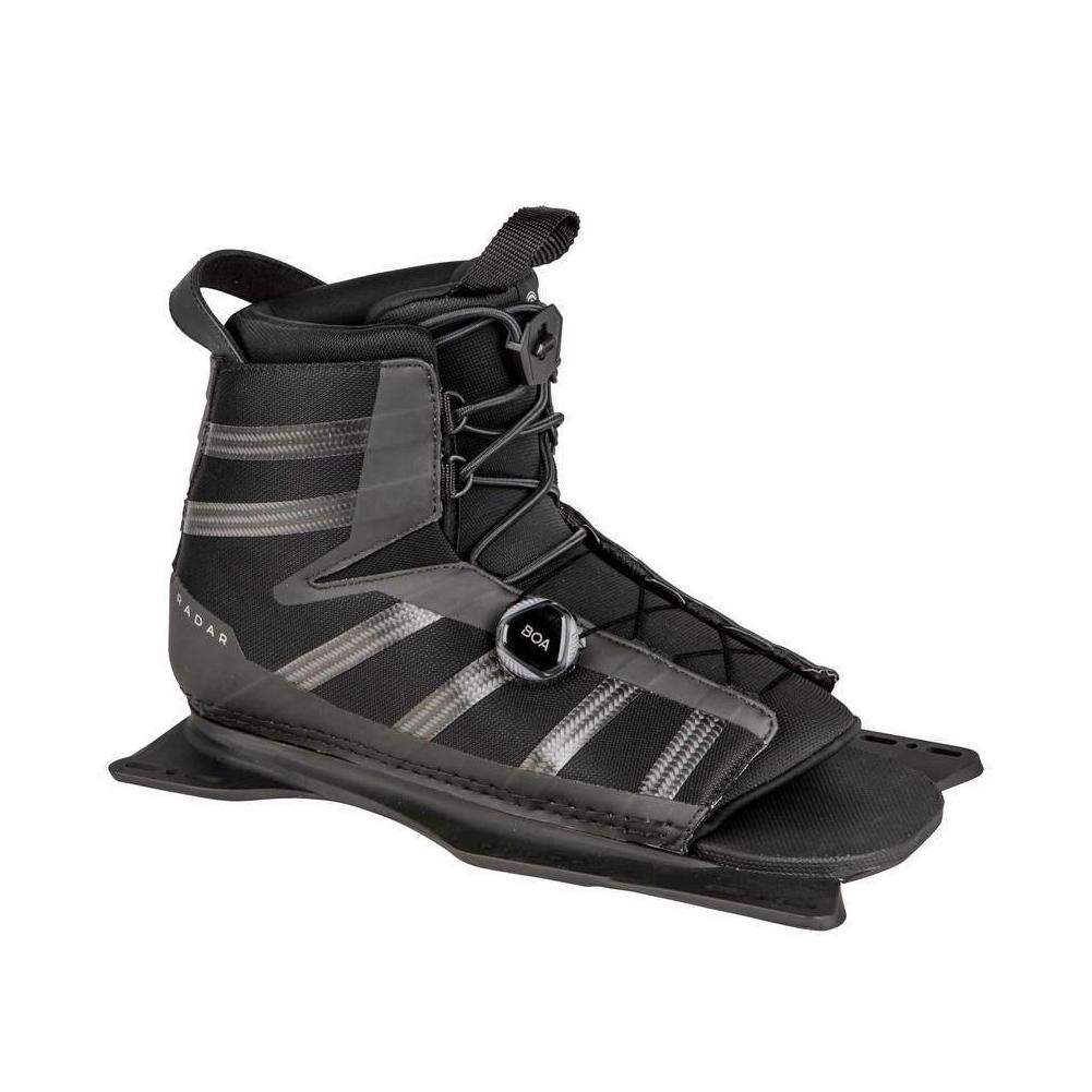 RADAR Vector BOA Carbon/Black Front Feather Frame Boot