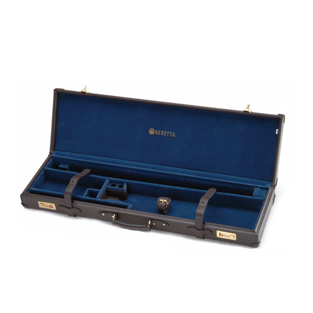 BERETTA Hard Leather Standard Shotgun Case (SVPD104)