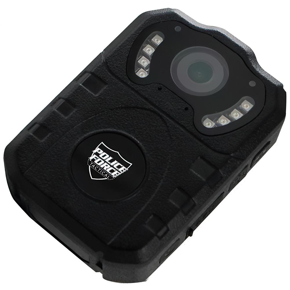 CUTTING EDGE Police Force Tactical Body Camera Pro HD (PFBCPHD)