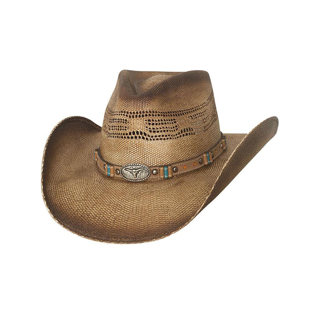 BULLHIDE Women Craving You Pecan Cowboy Hat (2976)