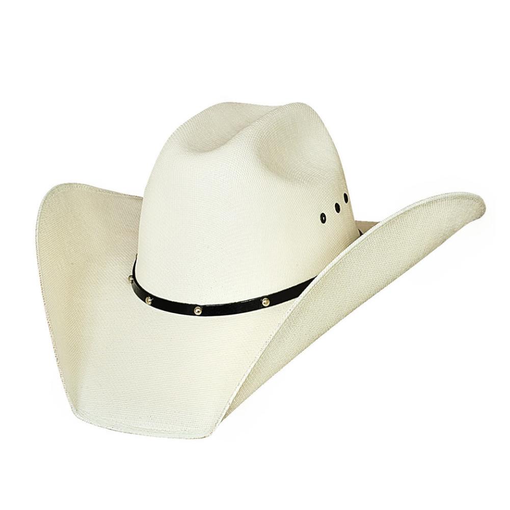 BULLHIDE Double Barrel Ace 50x Natural Cowboy Hat (2695)