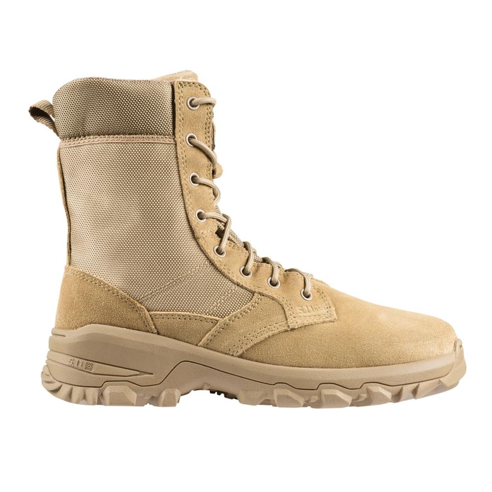 5.11 TACTICAL Speed 3.0 Desert Coyote Side-Zip Boot (12337-120)