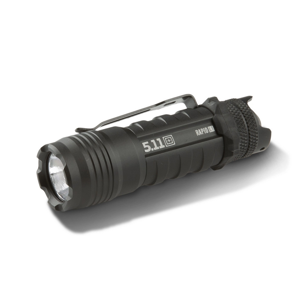 5.11 TACTICAL Rapid Black Flashlight