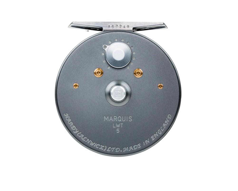 HARDY Marquis LWT Gun Metal Fly Fishing Reel