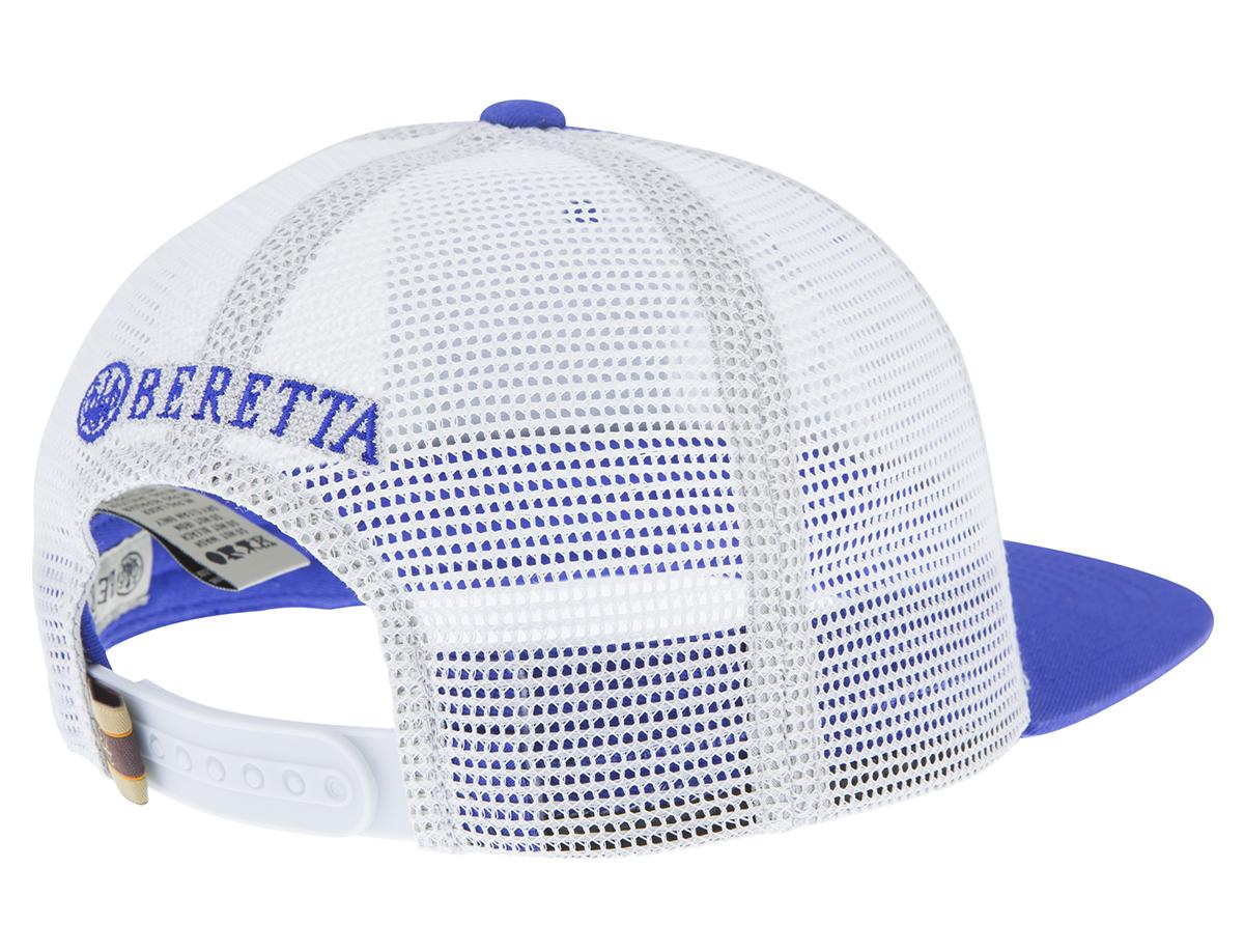 BERETTA Trident Flat Bill Trucker Hat