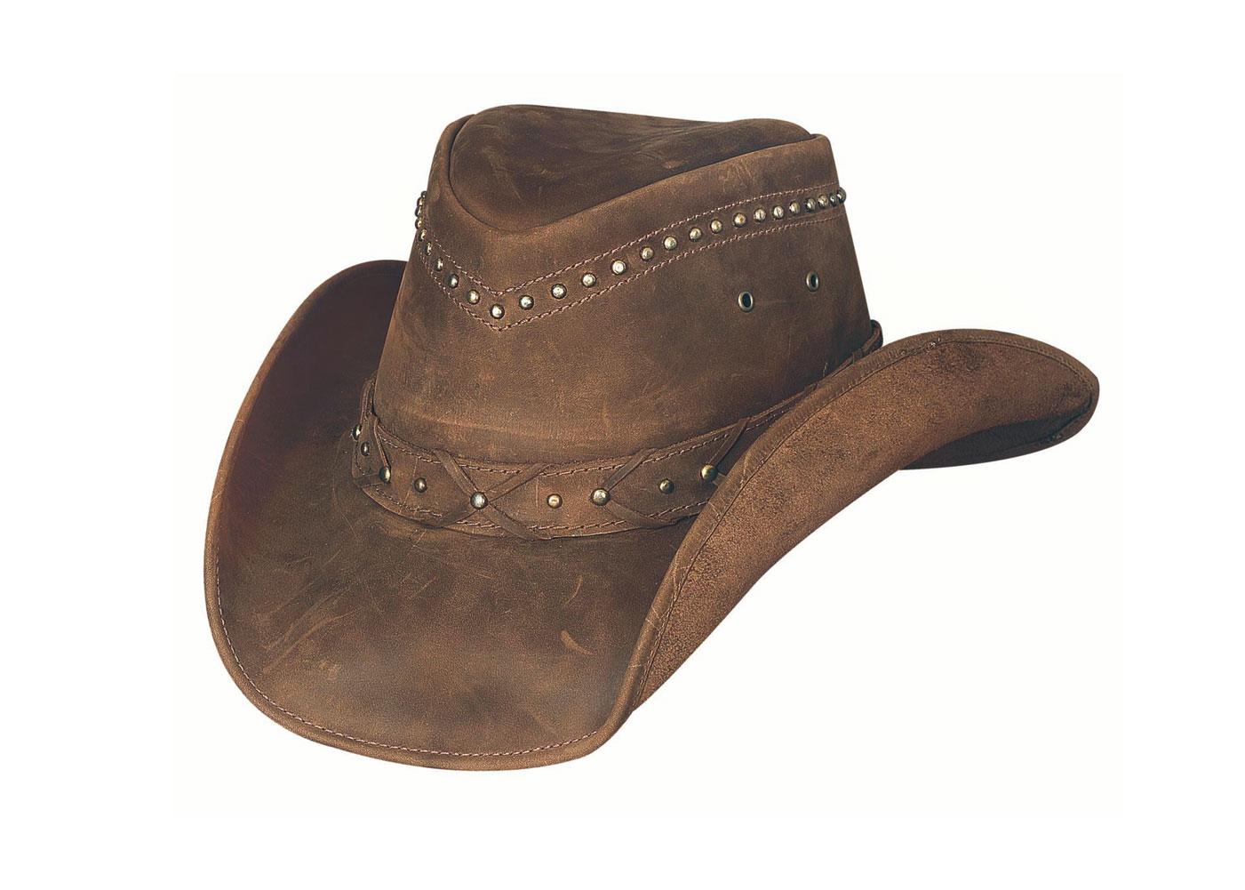 BULLHIDE Burnt Dust Brown Cowboy Hat (4015BR)