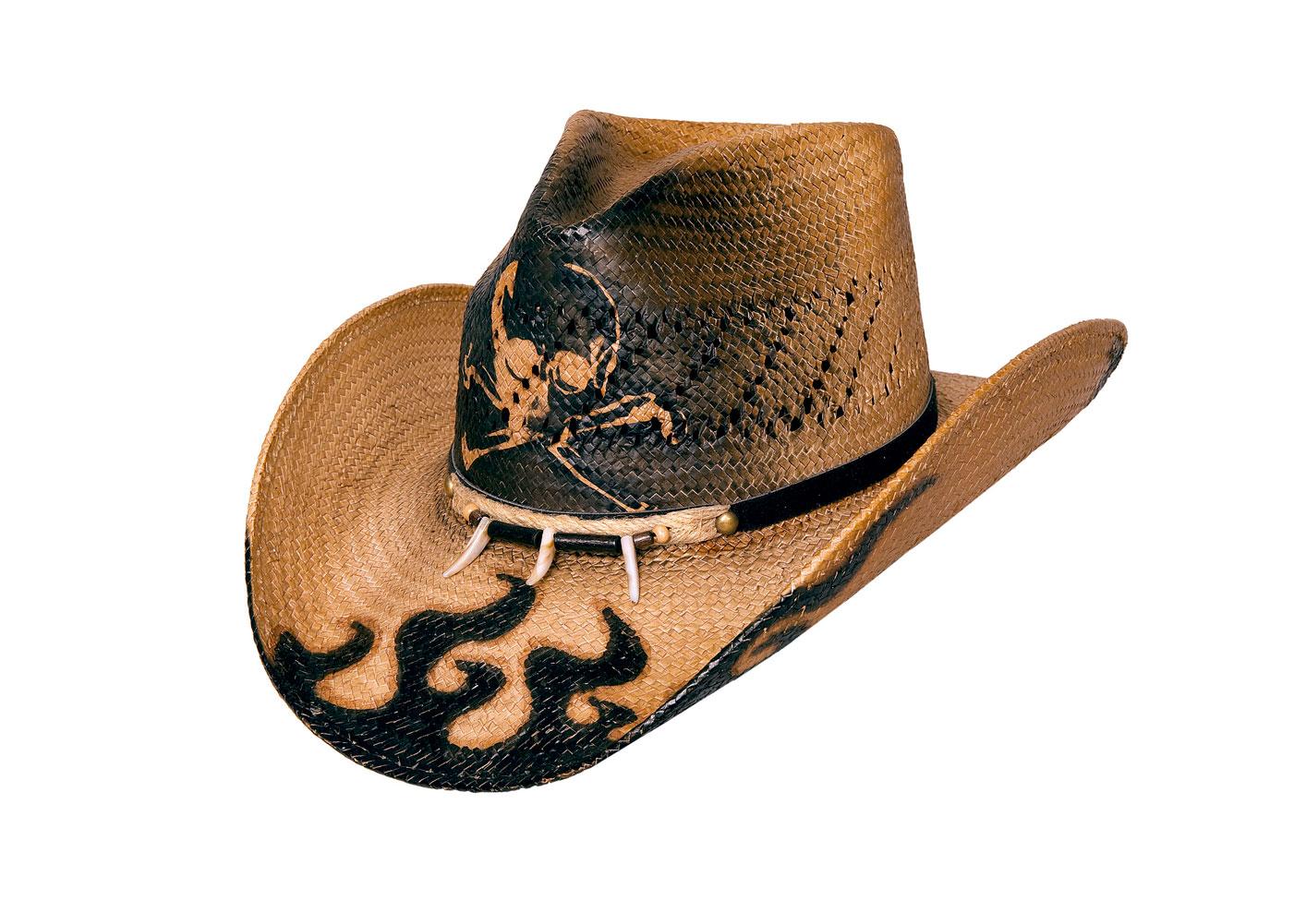 BULLHIDE Dangerous Pecan Cowboy Hat (2533)