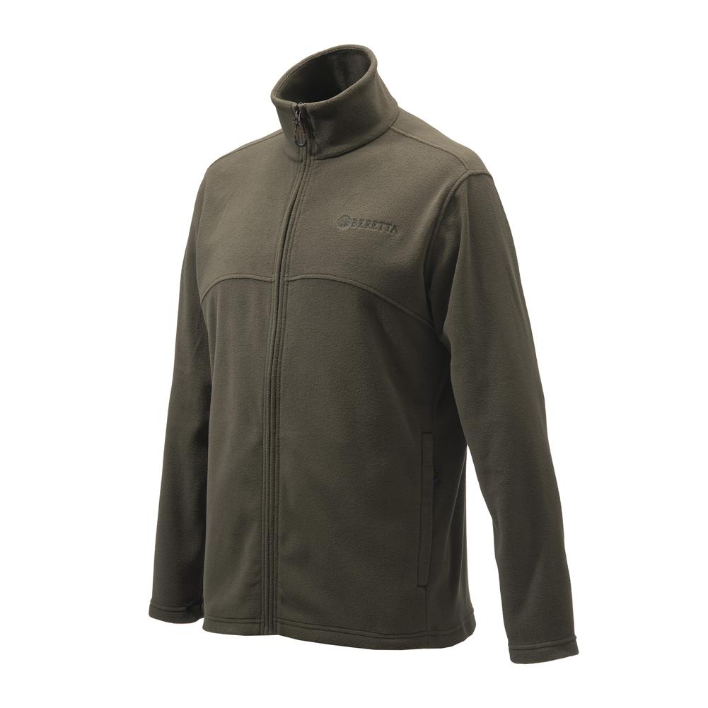 BERETTA Men's Full Zip Fleece Jacket