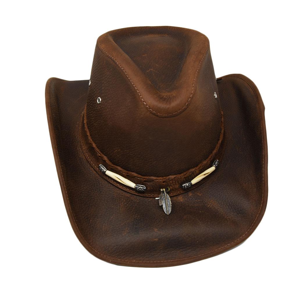 BULLHIDE Briscoe Chocolate Cowboy Hat (4052CH)
