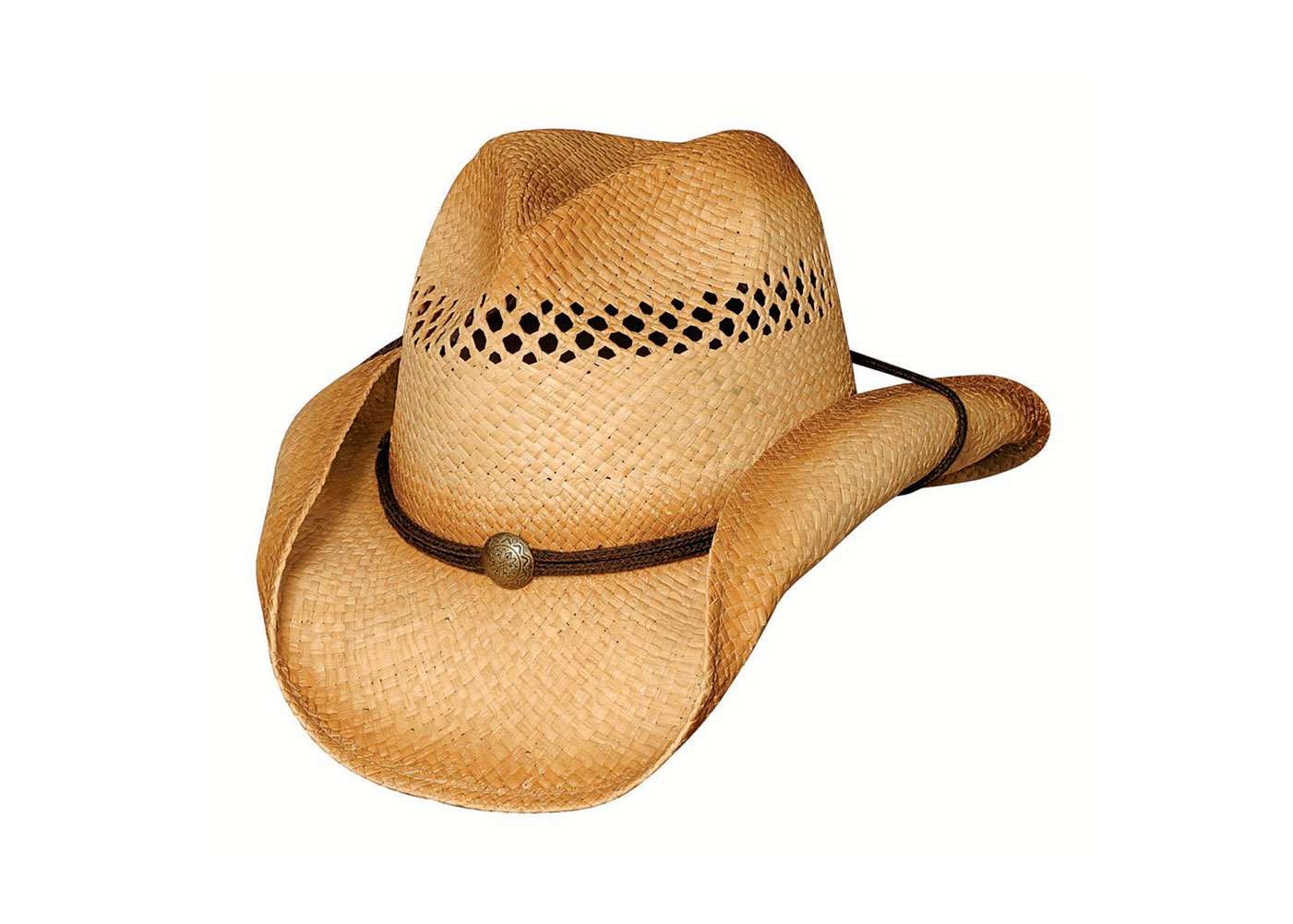 BULLHIDE Blaze Natural Cowboy Hat (2227)