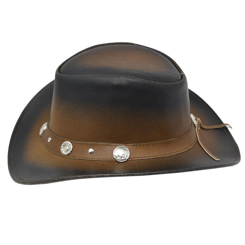 BULLHIDE Bunker Hill Tan/Black Cowboy Hat (4059)