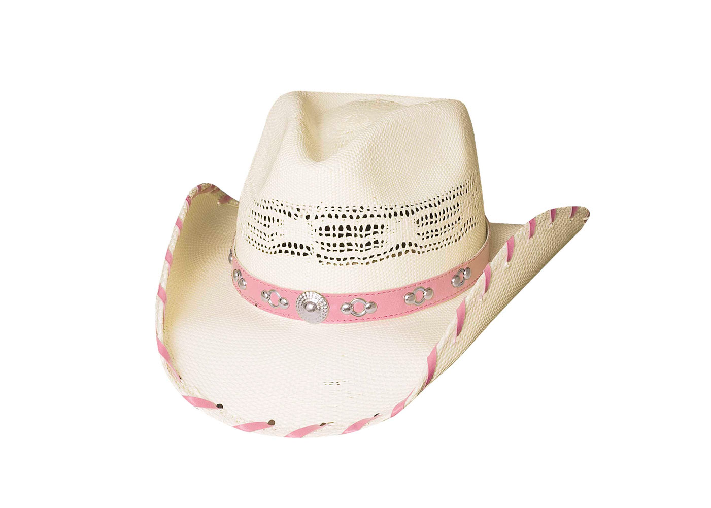 BULLHIDE Kids Shine A Little Love Natural Cowboy Hat (2759)